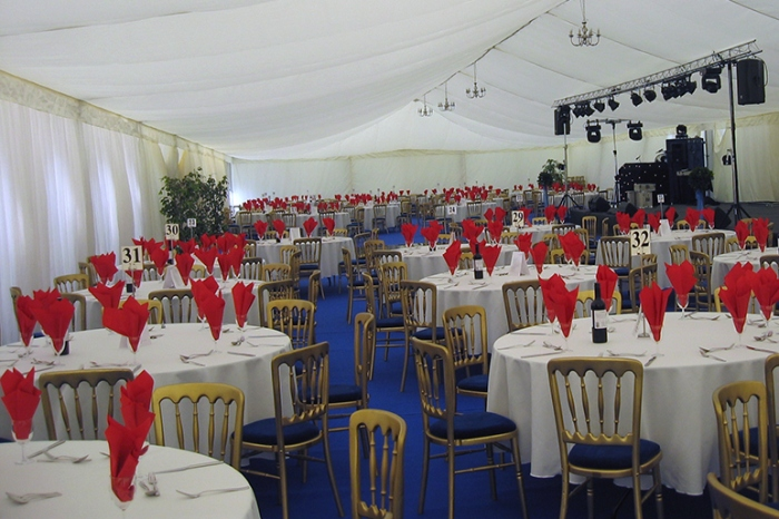 Corporate Event Marquees | Cobham Marquees