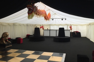 Our Marquees | Cobham Marquees