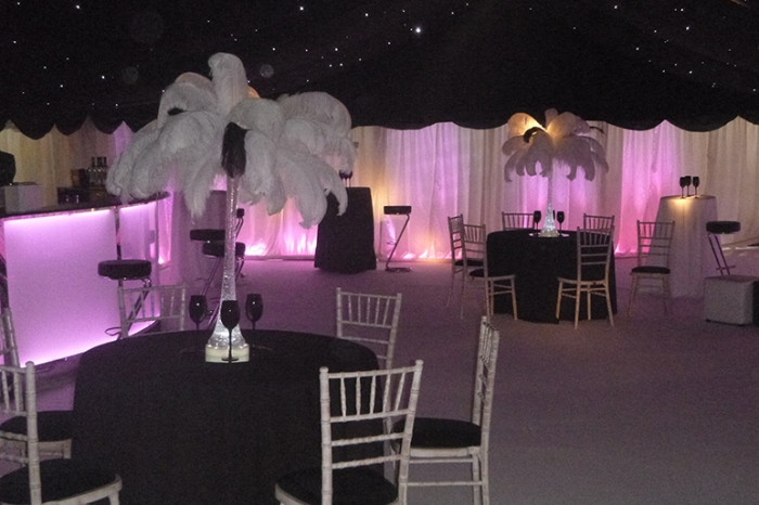 Party Marquees | Cobham Marquees